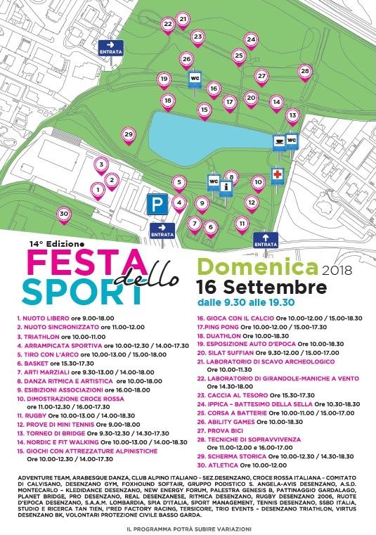Festa Sport Desenzano 2018